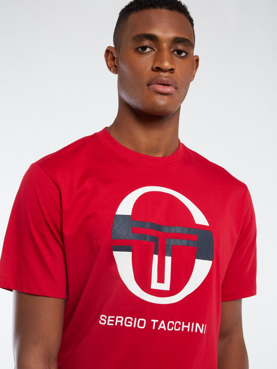 Iberis T-Shirt - APPLE RED/WHITE/NAVY