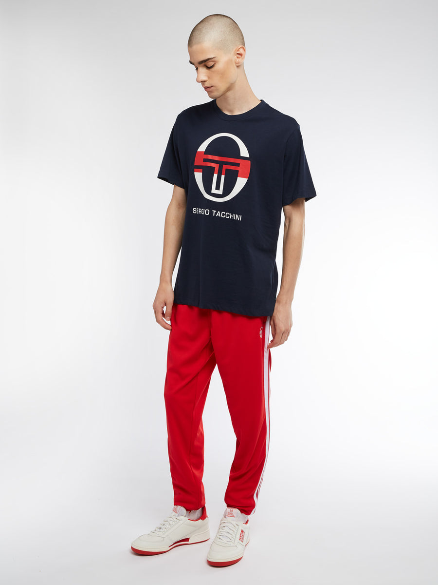 Iberis T-Shirt - NAVY/WHITE/APPLE RED