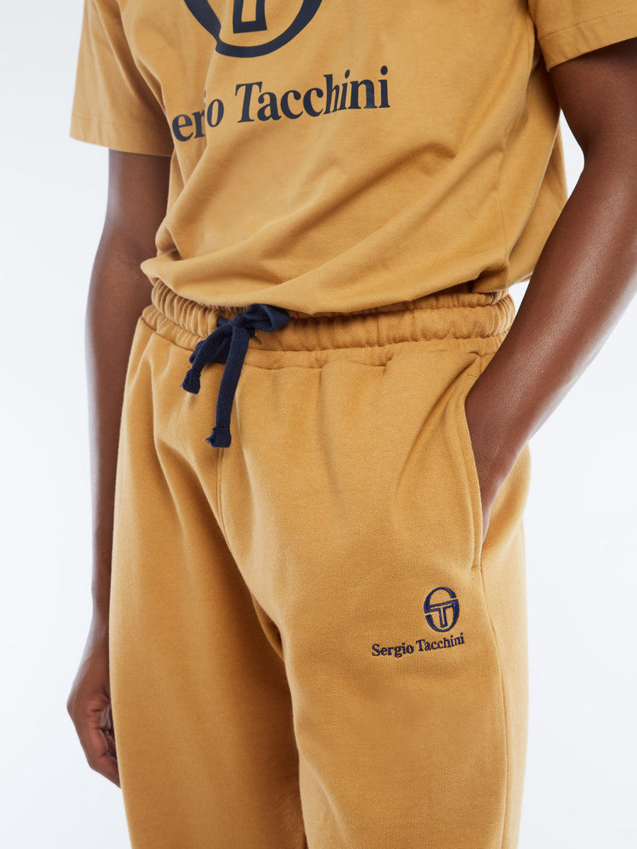 Brandon Sweatpants - CINNAMON/NAVY