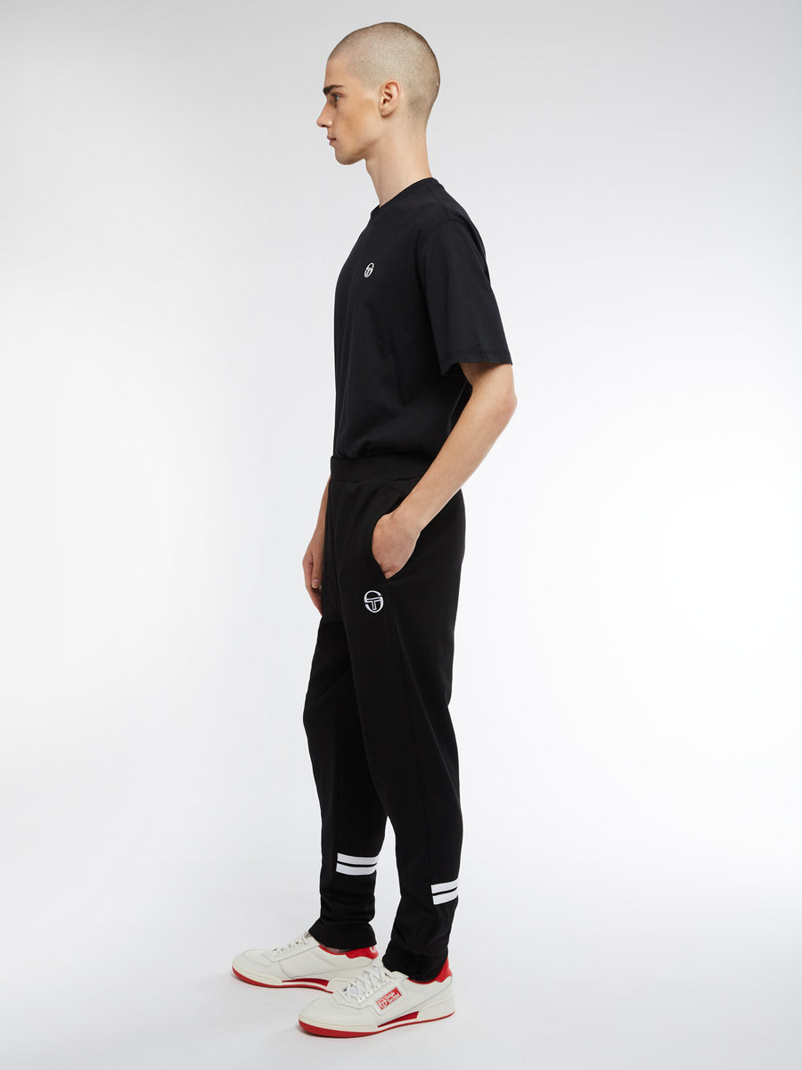 Orion Slim Pants Archivio - BLACK/WHITE