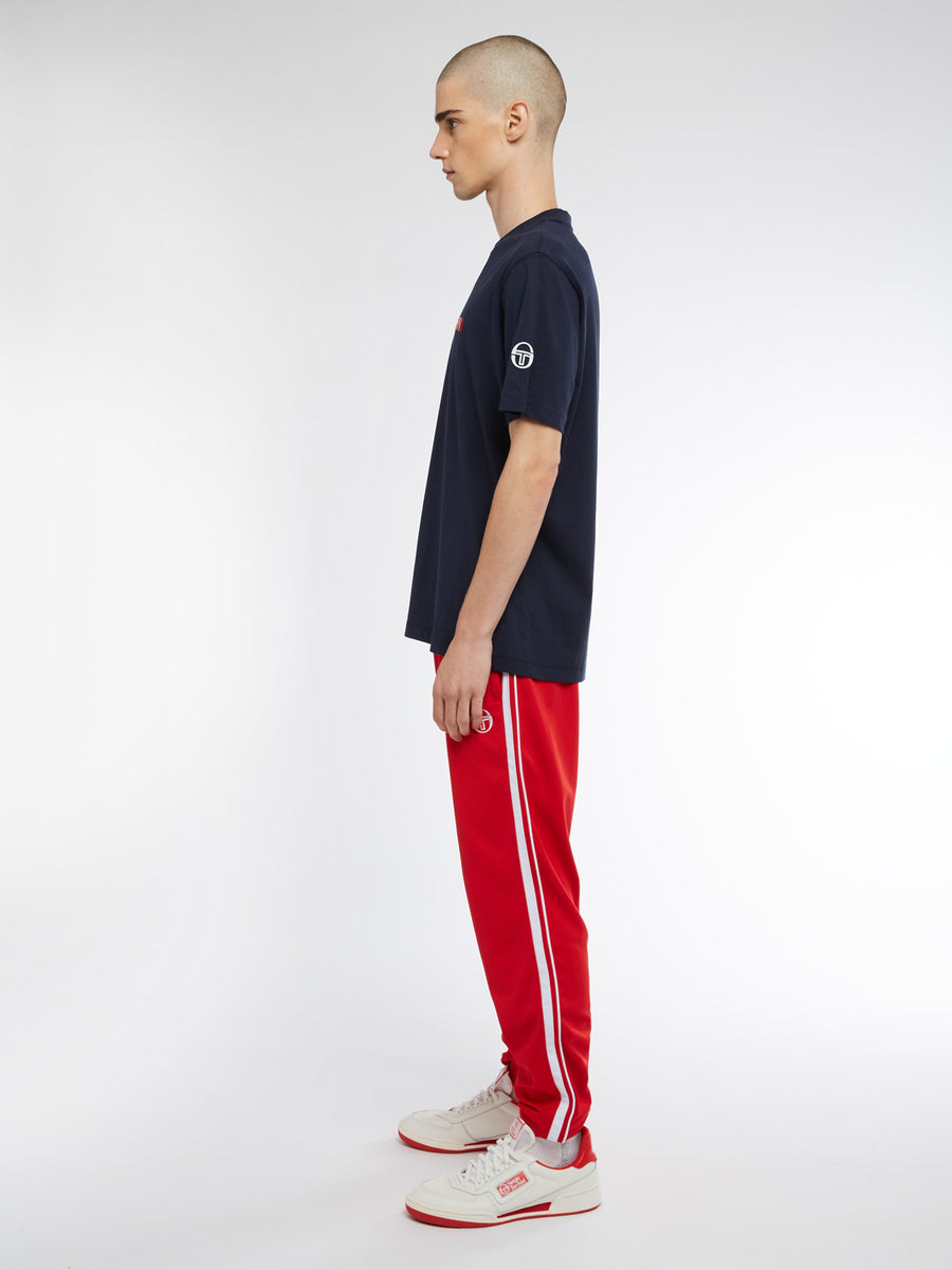 Robin T-Shirt - NAVY/WHITE/APPLE RED