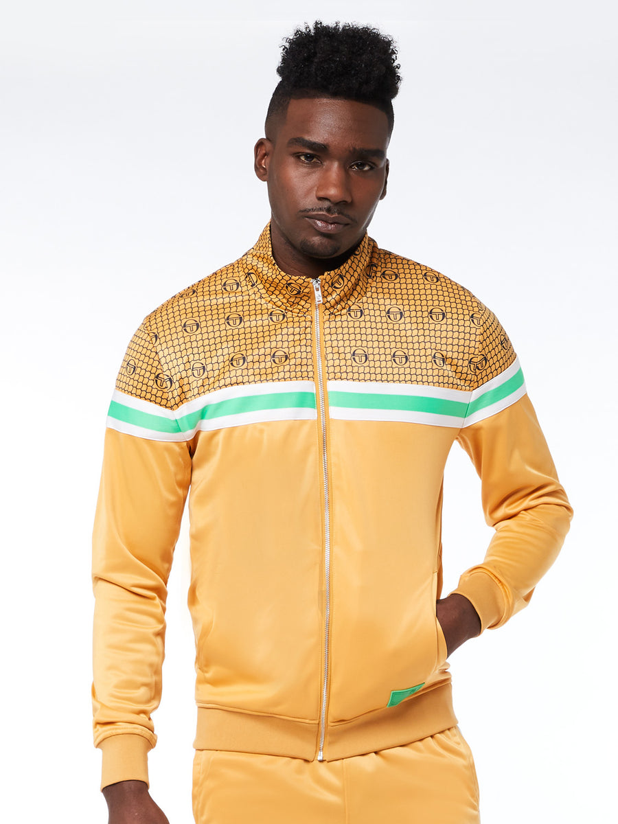 Firence Track Jacket - OAK BUFF