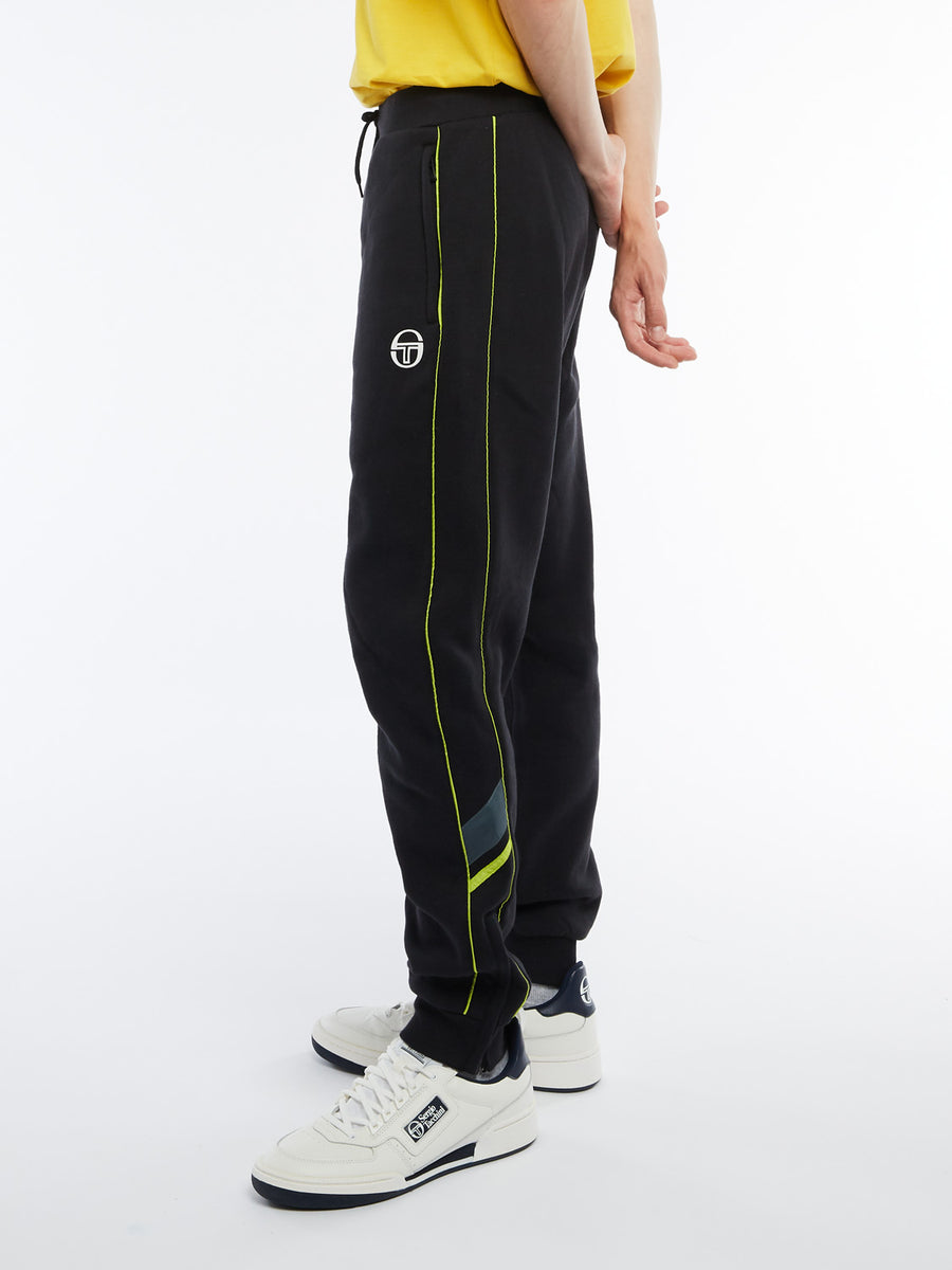 Barkley Sweatpants - BLACK/EBONY