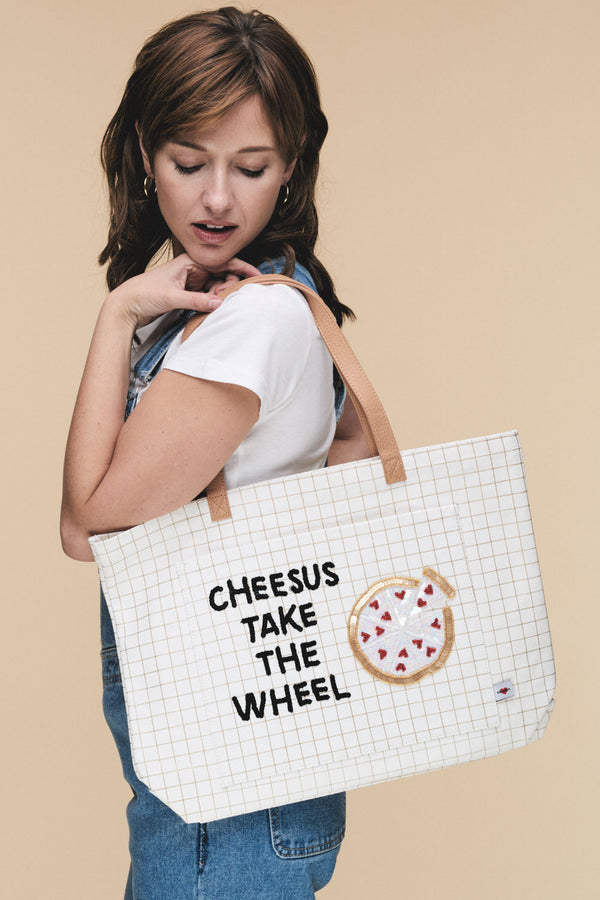 Cheesus Take The Wheel