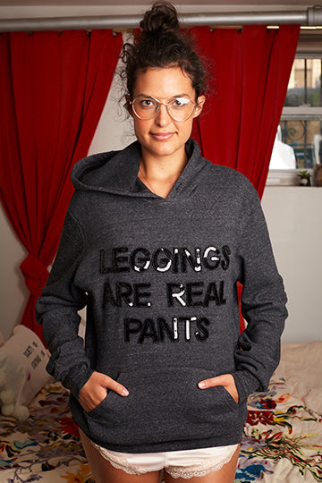 Leggings Are Real Pants