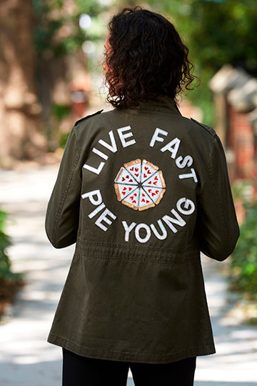 Live Fast Pie Young