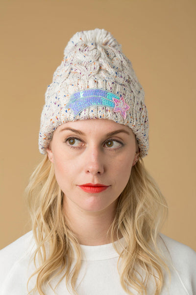 Shooting Star Beanie