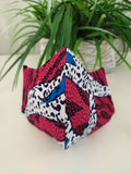 Face Cover - Ankara Fabric