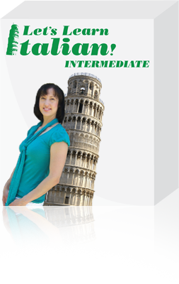 Easy Italian Audio Course, Intermediate