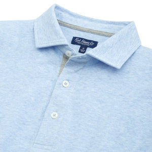 Heathered Beacham Polo