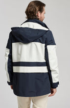 Load image into Gallery viewer, Color Block Hooded Parka