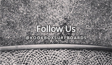 Follow @kookboxsurfboards on Instagram