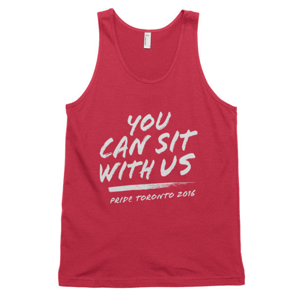 You Can Sit With Us Tank - BOBO ACADEMY -  - LGBTQ - PRIDE - APPAREL - 6