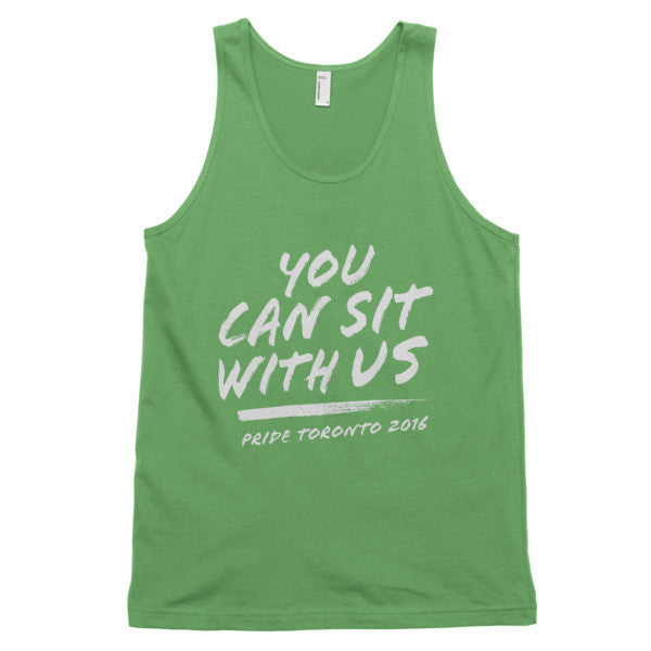 You Can Sit With Us Tank - BOBO ACADEMY -  - LGBTQ - PRIDE - APPAREL - 5