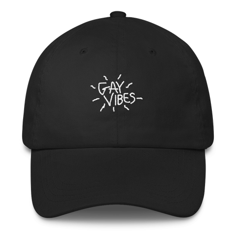 GAY VIBES Cap