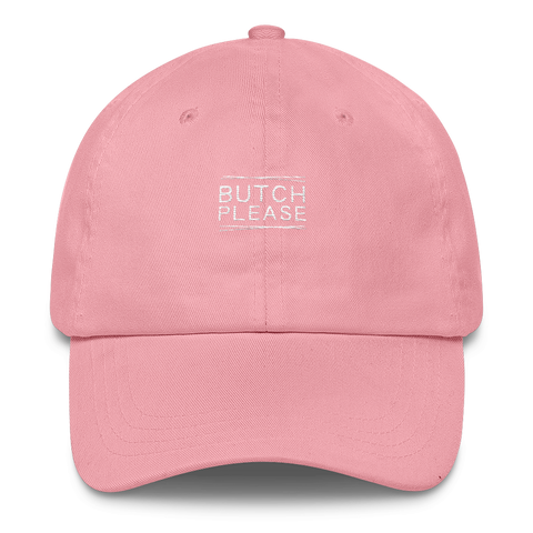 BUTCH PLEASE Cap
