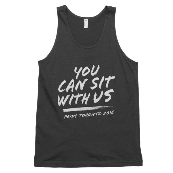 You Can Sit With Us Tank - BOBO ACADEMY -  - LGBTQ - PRIDE - APPAREL - 3