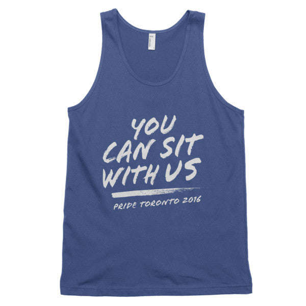 You Can Sit With Us Tank - BOBO ACADEMY -  - LGBTQ - PRIDE - APPAREL - 4