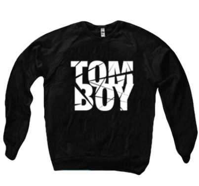 TOMBOY SWEATER - BOBO ACADEMY - sweater - LGBTQ - PRIDE - APPAREL - 1
