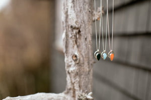 Joleen Sohier - Marine Debris Collection - Pacific Alchemy Necklaces