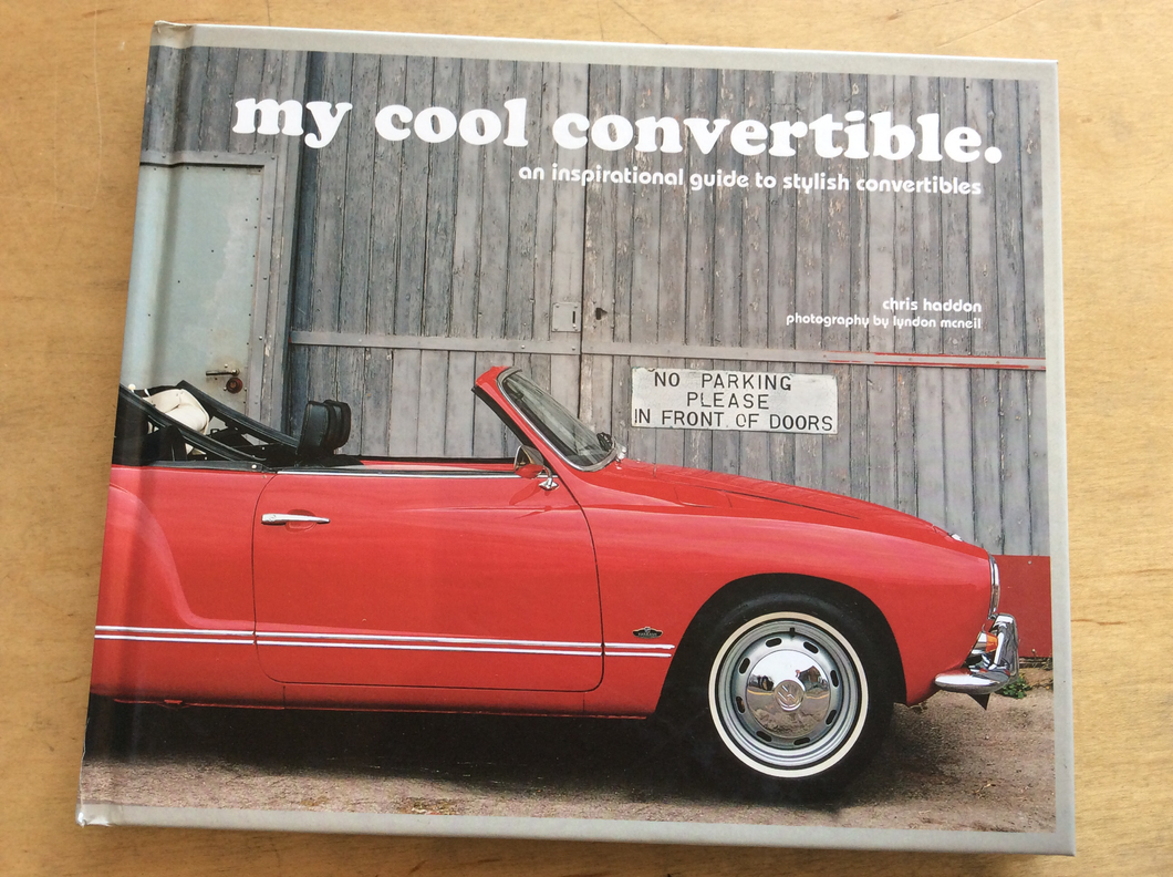 My cool convertible