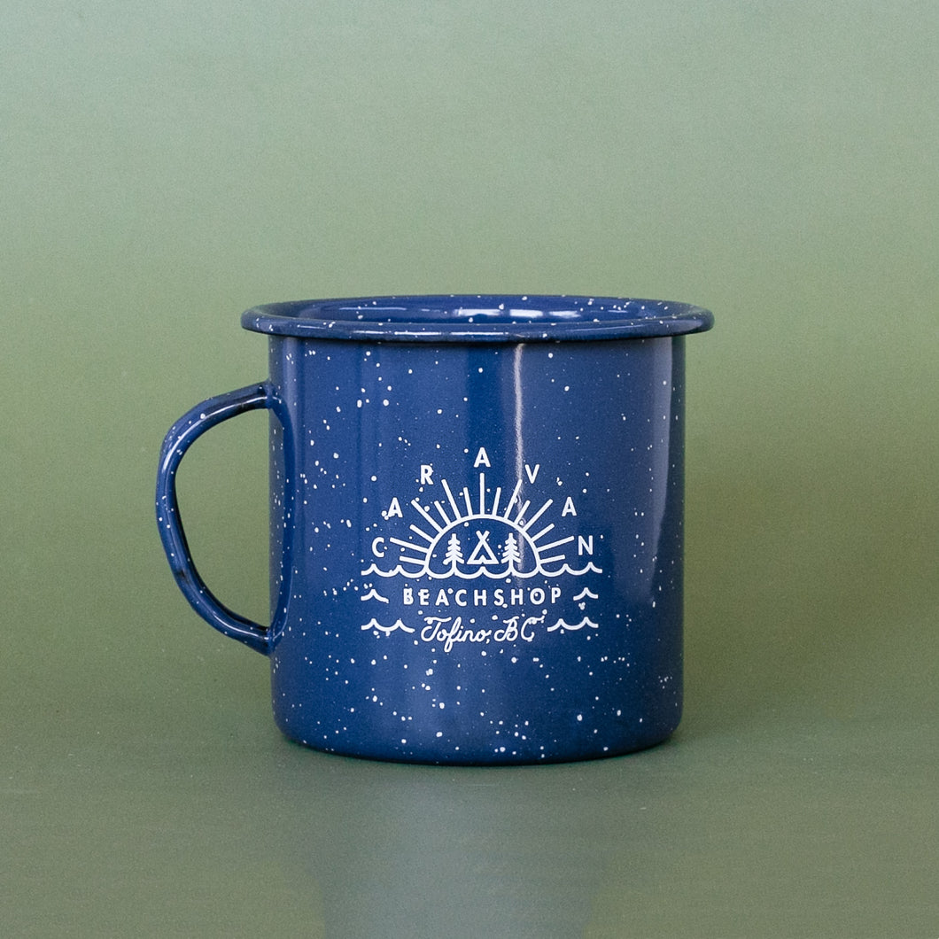 Caravan Beach Shop Camp Mug