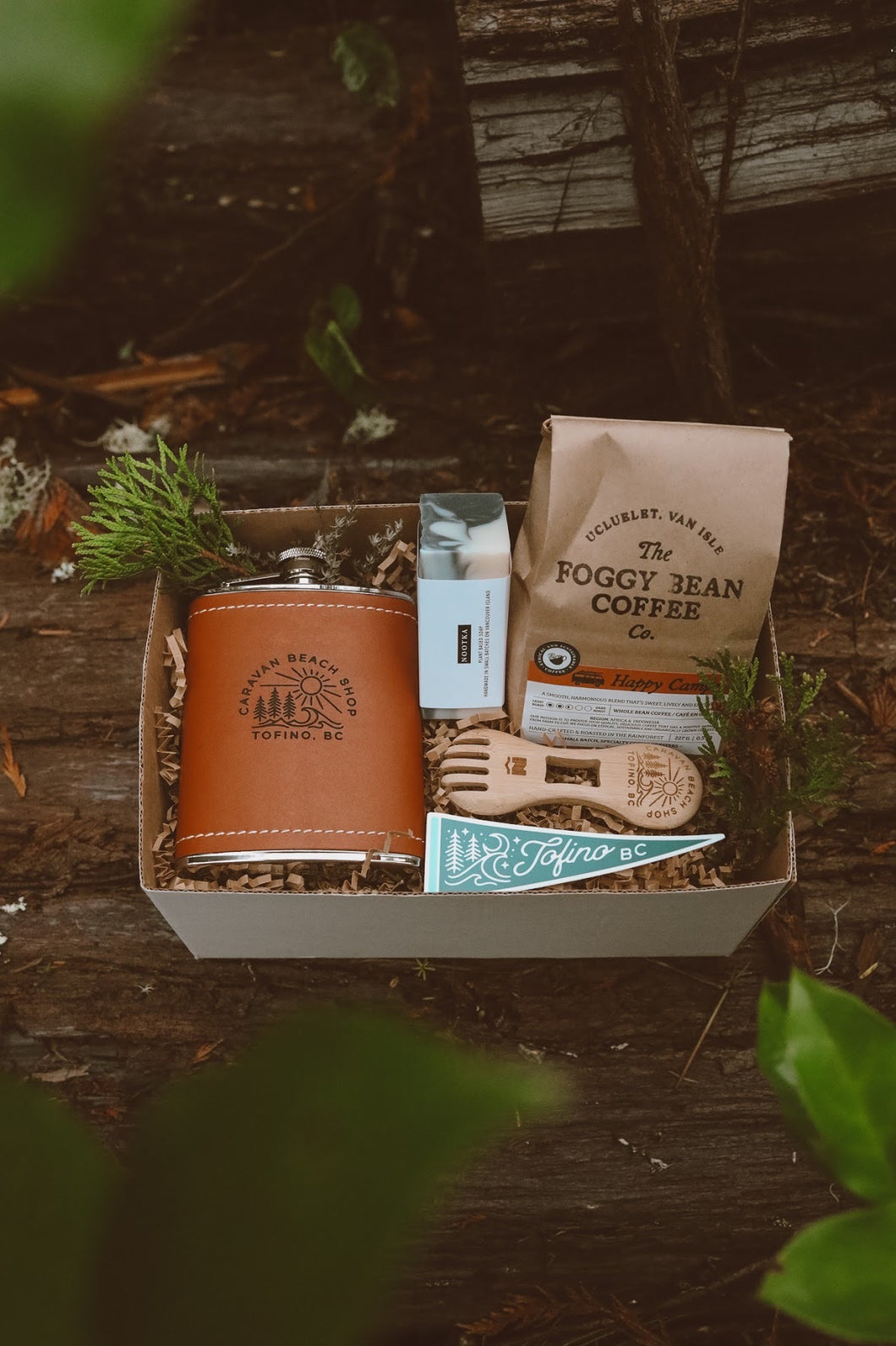Gift Box - Happy Camper