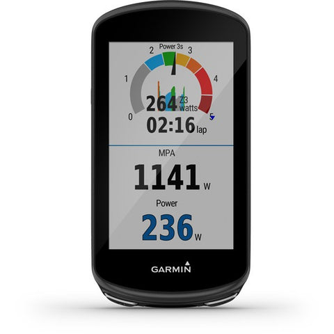 Garmin Edge 1030 Plus GPS Enabled Computer power