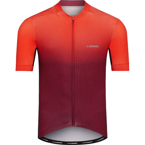 Madison Sportive Men's Short Sleeve Jersey - red