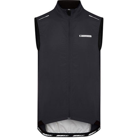Madison Sportive Men's Windproof Gilet - black