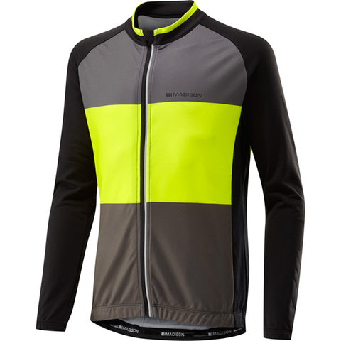 Sportive Youth Long Sleeved Thermal Jersey