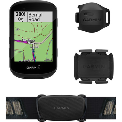 Garmin Edge 530 GPS Enabled Cycling Computer - Performance Bundle