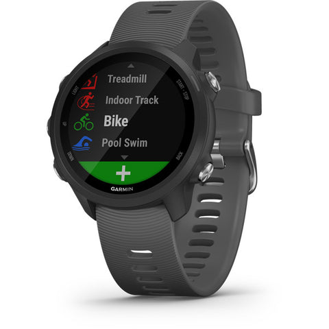 Garmin Forerunner 245 GPS Watch - slate