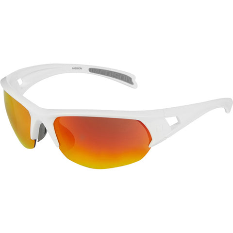 Madison Mission Glasses - 3 Lens Pack - white