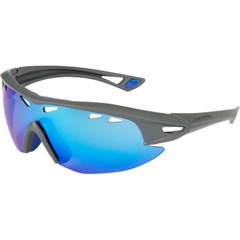 Madison Recon Cycling Glasses - 3 Lens Pack - grey