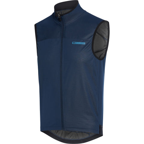 Madison RoadRace Windtech Men's Gilet - Navy
