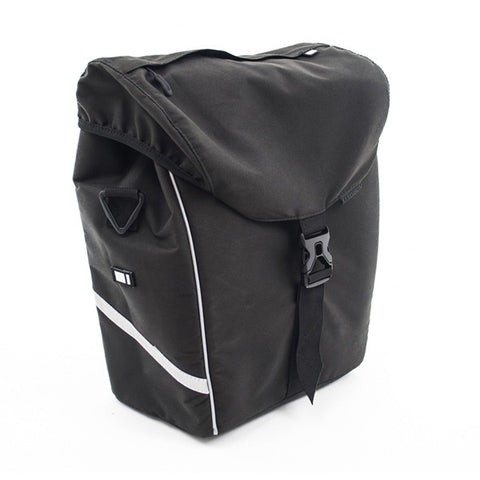 Madison Universal Rear Pannier Bag with zip pocket in top cover