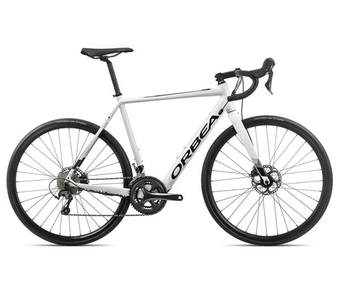 Orbea Gain D40 Electric Road Bike - white