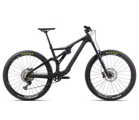 Orbea Rallon M20 Full Suspension 29er Mountain Bike - black 2020
