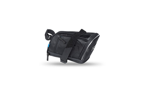 Pro Maxi Plus Saddlebag with Velcro-style hook-and-loop strap