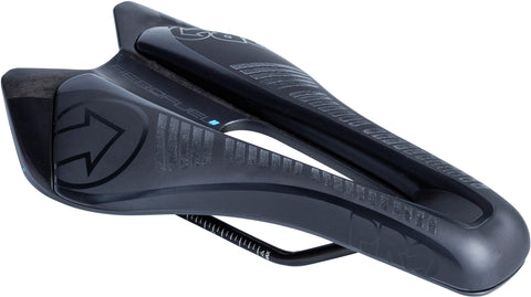 PRO Aerofuel Saddle - Carbon Rail TT - Tri Fit - Black