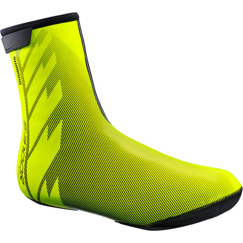 Shimano Unisex S3100R NPU+ Shoe Cover - Yellow
