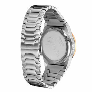 Camo Fusion Steel - HUSTLERS Co Watches Quartz Movement, Sapphire Crystal, 10ATM water resistance, 3 year international warranty, Sporty, Chronograph and Lifestyle Affordable Timepieces and