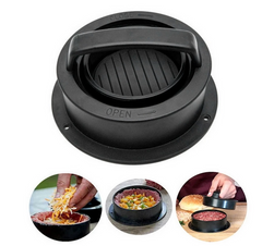 Hamburger stuffer for grilling outdoor chef for 2021 father's day