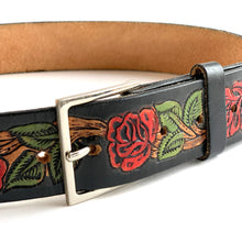 Load image into Gallery viewer, Western Roses Belt