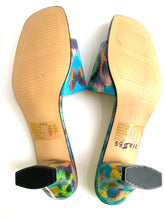 Load image into Gallery viewer, 90's Dead-Stock Holographic Butterfly Heels