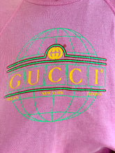 Load image into Gallery viewer, 80s Gucci Bootleg Crew Neck