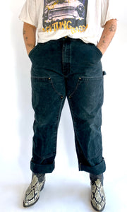 Carhart Dungaree Fit Patch Front Pants