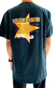 1997 Rage Against the Machine Evil Empire Tour T-Shirt