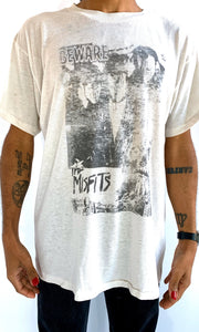 Beware of the Misfits Super Soft Bootleg Tee